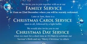 christmas carol service swansea