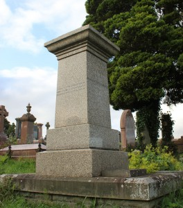 The Grave of Griffith John can be seen today in Sketty cemetery