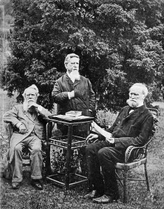 Three Veterans - J. Hudson Taylor, M.D - Griffith John, D.D. - W. A. P. Martin, D.D.